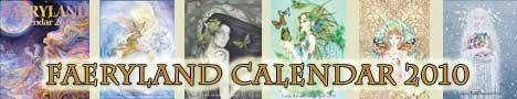 Faeryland Calendar 2018